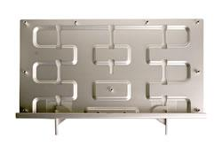 Support Plate, Processor Tray