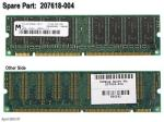 64MB, 100MHz SDRAM DIMM memory NO LONGER SUPPLIED