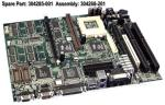 Motherboard (system board), 586, 16MB - Does not include processor NO LONGER SUPPLIED