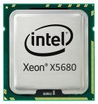 Intel Xeon X5680 Six-Core 64-bit processor - 3.33GHz (Westmere-EP, 12MB Level-3 cache, Intel QuickPath Interconnect (QPI) speed 6.4 GT/s, 130W Thermal Design Power (TDP), socket FCLGA 1366)