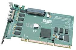Card, Ultra 160 SCSI, 66 MHz, Single Channel
