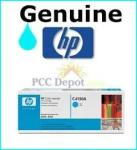 Cyan toner cartridge - Contains toner and developer