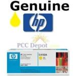 Yellow toner cartridge - Contains toner and developer